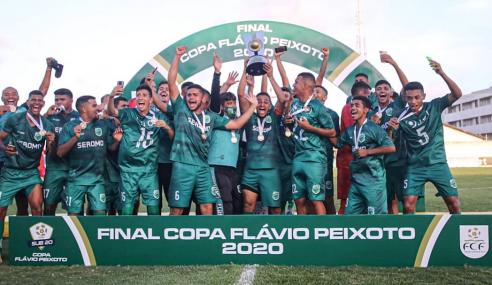 Floresta supera Fortaleza nos pênaltis e conquista o Cearense Sub-20