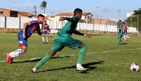 Ceará, Floresta e União estreiam com vitória no Cearense Sub-20