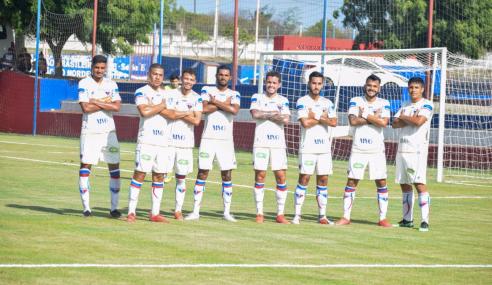 Floresta e Fortaleza vencem e farão final do Cearense Sub-20