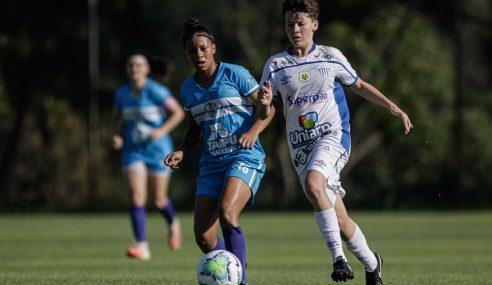Avaí Kindermann volta a vencer Foz Cataratas e mantém 100% no Brasileirão Feminino Sub-18