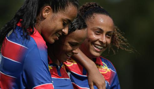 Artilheira decide, Fortaleza vence Goiás e segue vivo no Brasileirão Feminino Sub-18