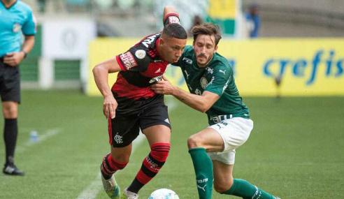 Corinthians se aproxima de negócio por Guilherme Bala, ex-Flamengo