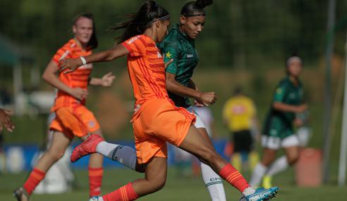 Internacional vence Toledo/Cortiiba e vai à segunda fase do Brasileirão Feminino Sub-18