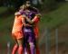 Internacional empata com o Flamengo e avança às semifinais do Brasileirão Feminino Sub-18