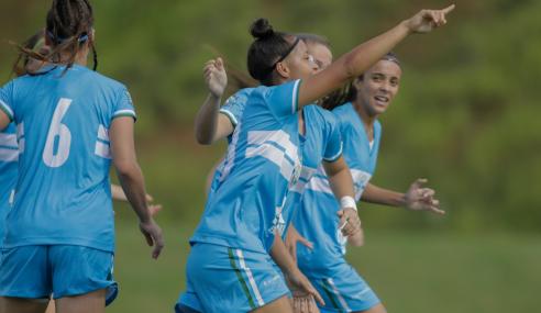 Foz Cataratas vence e complica Iranduba no Brasileirão Feminino Sub-18