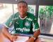 Ex-Botafogo, João Vitor Fubá assina com o Palmeiras