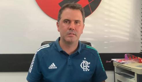 Flamengo define novo nome para o cargo de gerente geral da base