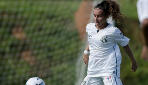 Santos derrota Palmeiras e vai às semifinais do Brasileirão Feminino Sub-18