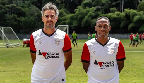 Vitória anuncia ex-jogador do clube como novo técnico do sub-20