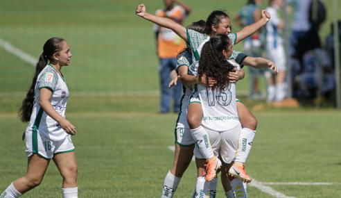 Iranduba goleia São Francisco-BA e segue na briga pela classificação no Brasileirão Feminino Sub-18