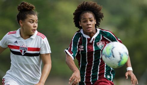 CBF divulga tabela das semifinais do Brasileirão Feminino Sub-18