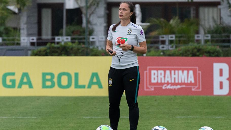 Seleção Feminina Sub-17 tem primeira convocação em 2021