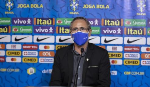 Seleção Brasileira Sub-18 é convocada para período de treinos