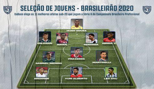 DaBase monta seleção de jovens do Brasileirão: veja nomes