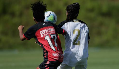 Sport e Vitória empatam e se complicam no Brasileirão Feminino Sub-18