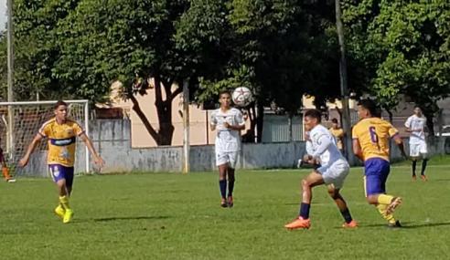 Capital faz 12 a 1; Palmas e Castelo também goleiam pelo Tocantinense Sub-20