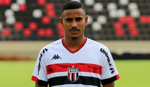 Palmeiras empresta atacante ao Botafogo-SP