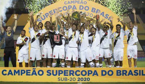 Vasco convoca time sub-20 para o início do Carioca profissional