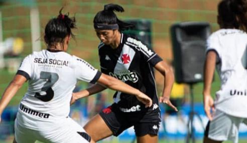 Vasco derrota Ceará em despedida do Brasileirão Feminino Sub-18