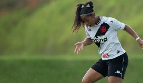 Com golaço de Juanny, Vasco vence Minas Brasília pelo Brasileirão Feminino Sub-18