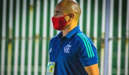 Preparador físico do sub-20 deixa Flamengo rumo ao Botafogo