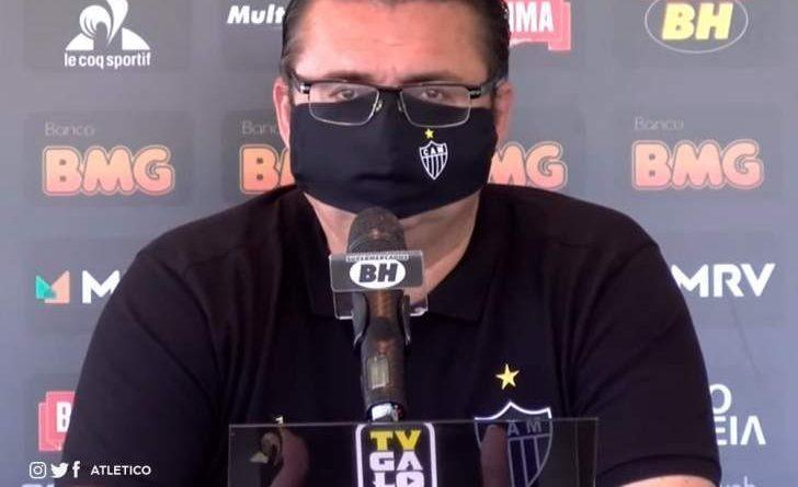 Atlético-MG demite diretor das categorias de base