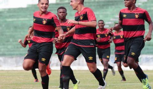 Sport vence Santa Cruz fora de casa e se aproxima da final no Pernambucano Sub-17