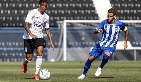 Dois meias do elenco sub-23 do Corinthians deixam o clube