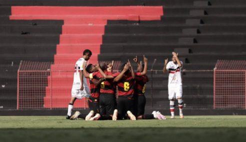 Empate em clássico põe Sport na final do Pernambucano Sub-17