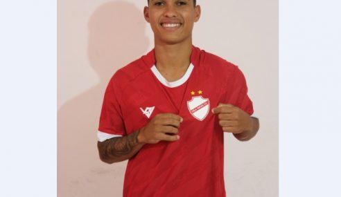 Vila Nova anuncia contratação de atacante de 22 anos