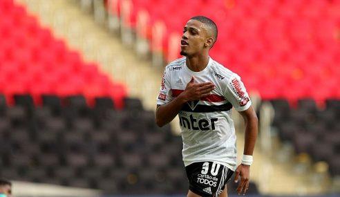 São Paulo vende Brenner para o FC Cincinnati-EUA