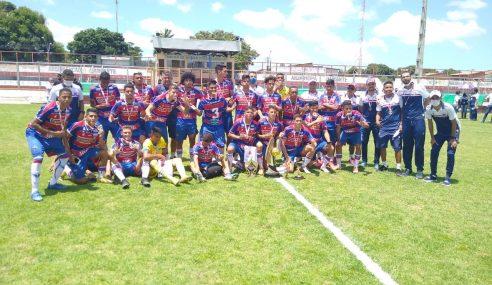 Fortaleza sagra-se campeão invicto da Copa Seromo Sub-17