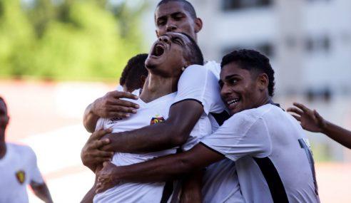 Sport vence jogo de ida da final do Pernambucano Sub-17