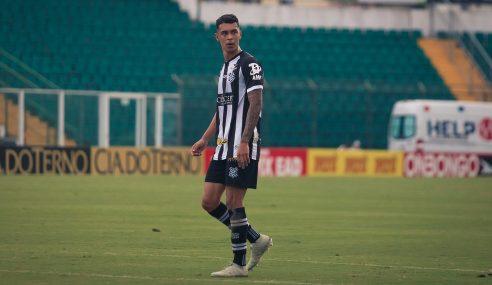 Juventude anuncia contratação de Vítor Mendes, do Atlético-MG