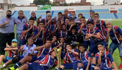 Maranhão sagra-se bicampeão estadual sub-17