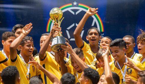 Nos pênaltis, Retrô supera Sport e conquista o Pernambucano Sub-15