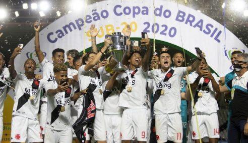 Confira os confrontos da primeira fase da Copa do Brasil Sub-20 de 2021