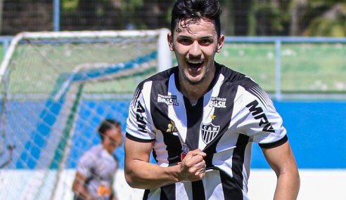 Atlético-MG empresta jovem volante ao Juventude