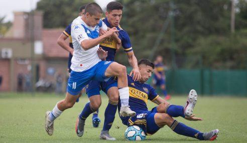 Boca vence Vélez fora de casa e segue co-líder do Argentino de Aspirantes