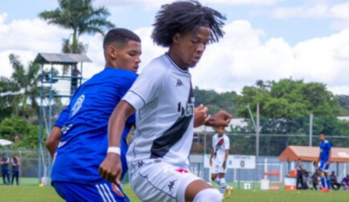 Vasco estreia com derrota no Torneio Biagio Peluso