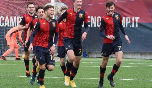Definidas as semifinais da Copa da Itália Sub-19