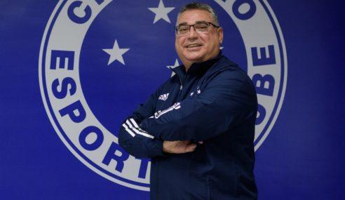 Cruzeiro contrata gestor para a base