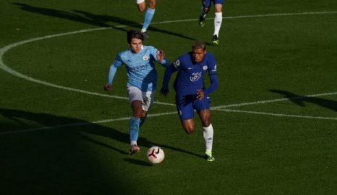 Líder Manchester City cede empate no fim ao Chelsea no Inglês Sub-23