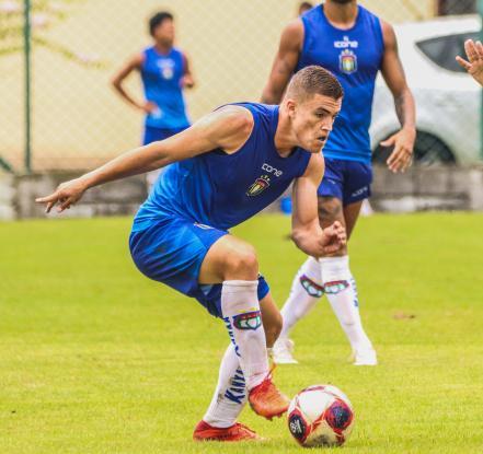 São Caetano traz atacante com passagem pela seleção brasileira de base