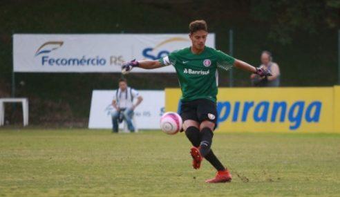 Paraná Clube traz goleiro do Internacional por empréstimo