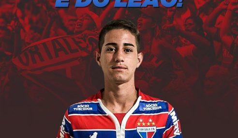 Fortaleza acerta com destaque do sub-20 da Desportiva Perilima
