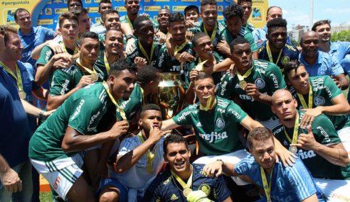 Ranking DaBase: Palmeiras é o líder e bem à frente dos demais no Sudeste