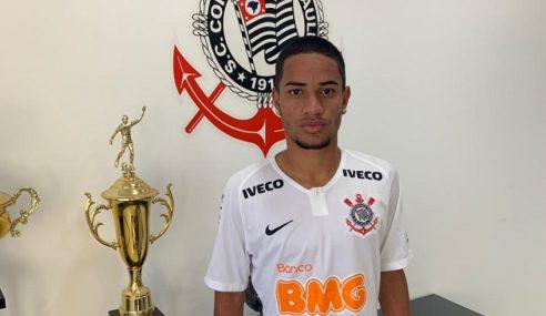 Corinthians empresta atacante para o Santa Cruz