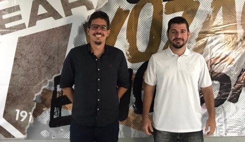 Técnico Álvaro Martins volta ao Ceará e assume o time sub-17