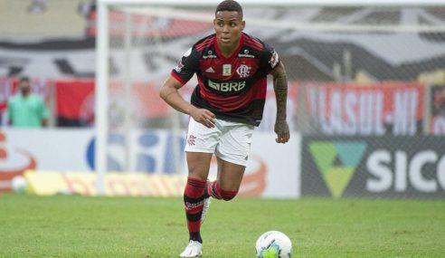 Flamengo acerta empréstimo de Natan ao Red Bull Bragantino